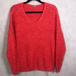 Charlotte Russe V-Neck Sweater-NWT
